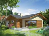 Projekt rodinného domu: BIL