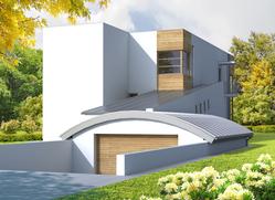 Проект дома: Мариан