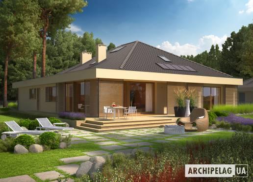 Проект дома - Гилберт (Г2)