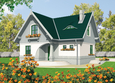 Projekt domu: Jaden