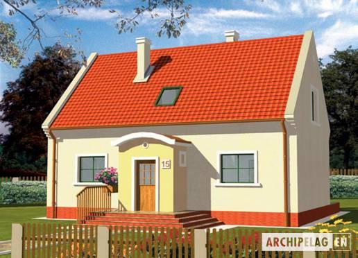 House plan - Lucyna