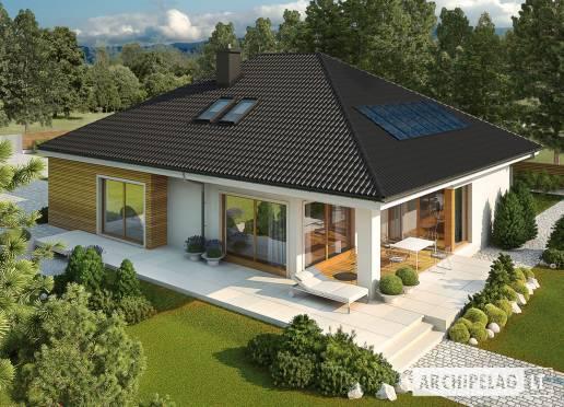 Namo projektas - Liv 3 G2 ENERGO