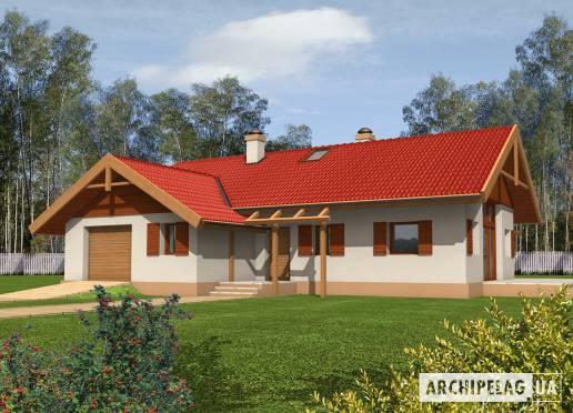 Проект дома - Ариадна (Г1)