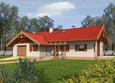 Projekt domu: Ариадна (Г1)