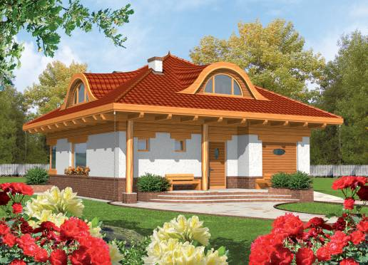 Mājas projekts - Zoska I