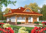 Projekt rodinného domu: Žofka (v. I)
