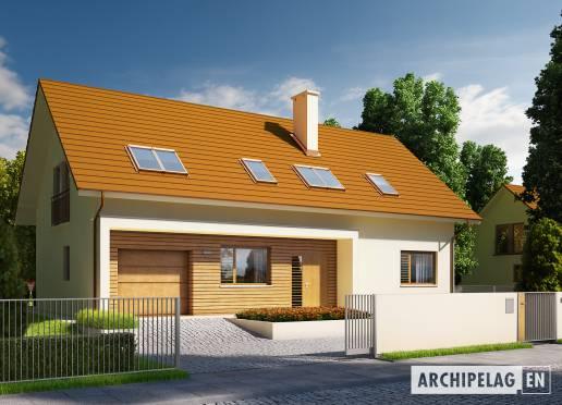 House plan - E6 G1 ECONOMIC B
