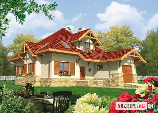 House plan - Vanessa G1