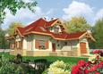 Projekt domu: Vanessa G1
