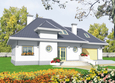 Projekt domu: Dora