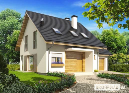 Проект будинку - Лів 4 (Г1)