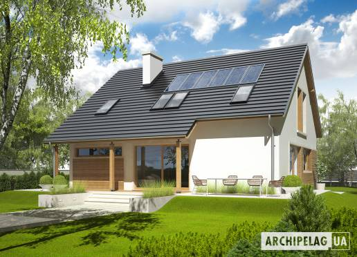 Проект будинку - Альба (Г1)