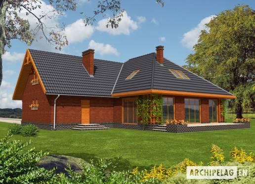 House plan - Ilona G2