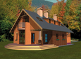 Projekt domu: Uljana