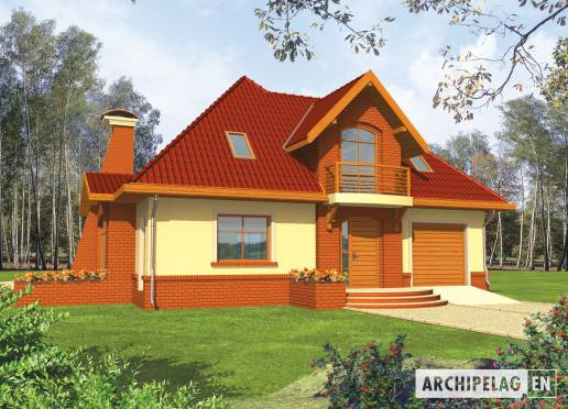 House plan - Iven G1
