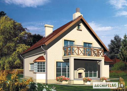 House plan - Klaudia