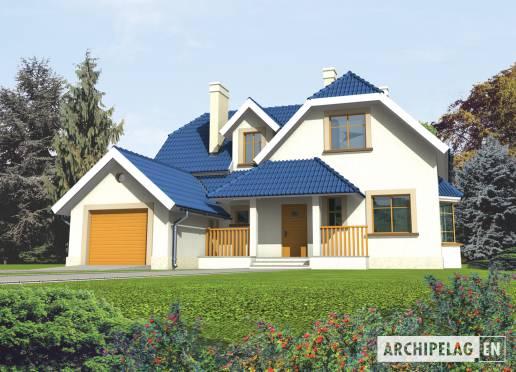 House plan - Marlen II G1
