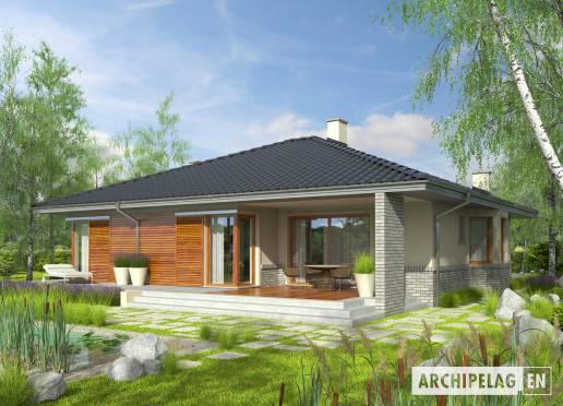 House plan - Flori II