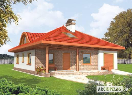 Проект будинку - Марга (Г1)
