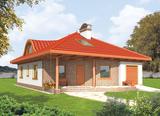 Projekt rodinného domu: Máša