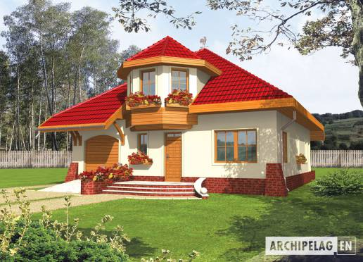 House plan - Ross G1