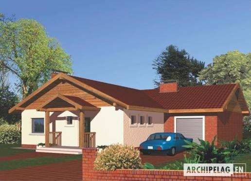 House plan - Cecylia