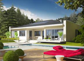 Проекти будинків : Одноповерхові