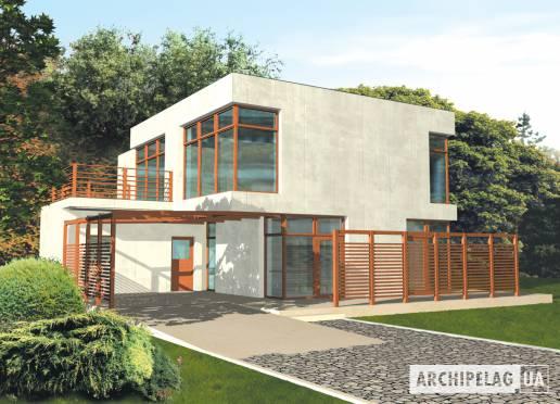 Проект будинку - Мірек (Н)