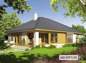 Projekty domów ARCHIPELAG: