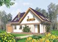 Projekt domu: Мадзя (Г1)