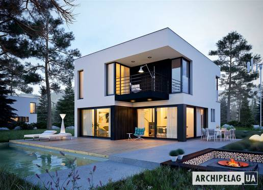 Проект будинку - Екс 2