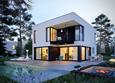 Projekt domu: EX 2 ENERGO A++