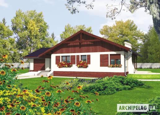 Проект дома - Ромина (Г1)