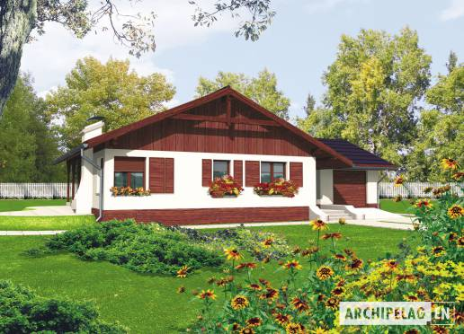 House plan - Romina G1