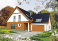 Projekt domu: Fabricia G2