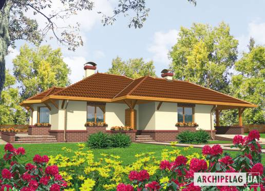 Проект дома - Малгося (Н)
