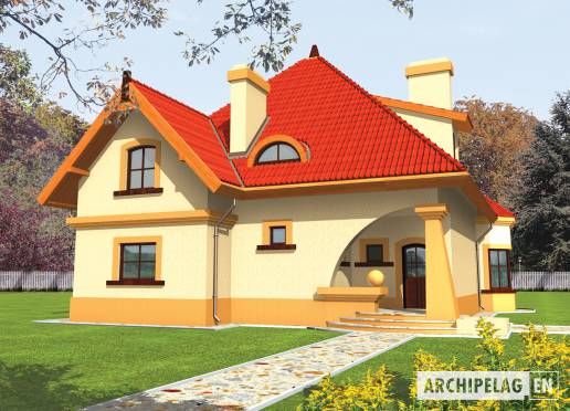 House plan - Dominica