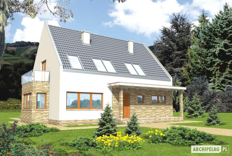 Projekt domu Gerda -