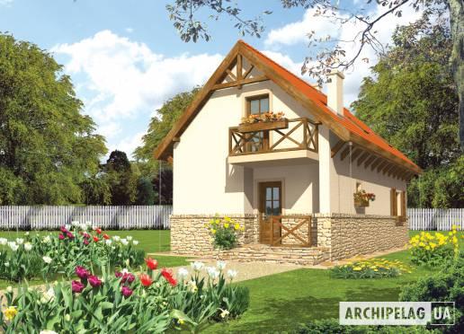 Проект будинку - Маріка