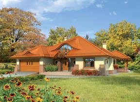 Проекты домов: Популярные в Украине
