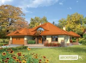 Projekt domu Seweryna G2 - animacja projektu