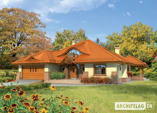 House plan - Severina G2