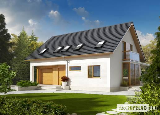 Проект будинку - Пабло ІІ (Г1)