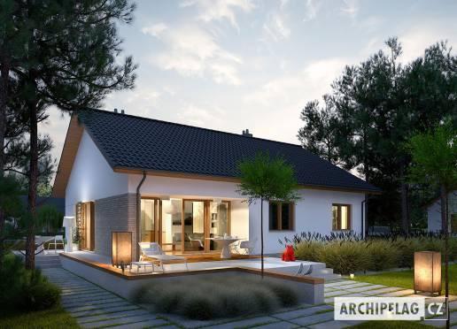 Projekt rodinného domu - Swen II
