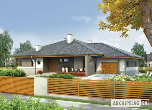House plan - Florence III G1