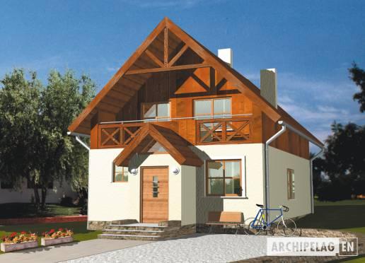 House plan - Mirka
