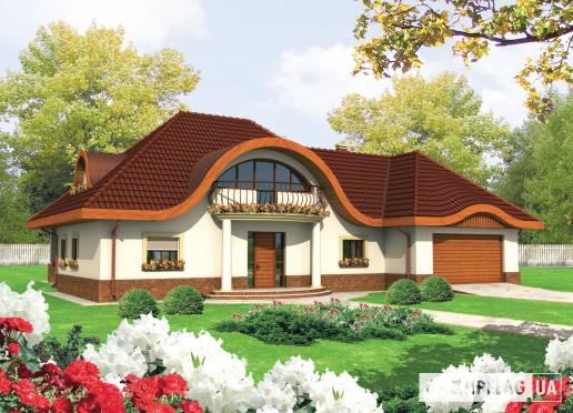 Проект будинку - Інка ІІ (Г2)