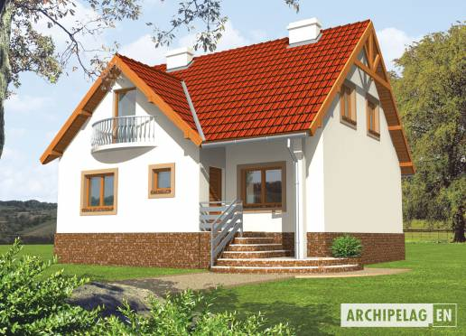 House plan - Zita