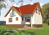 House plan: Zita
