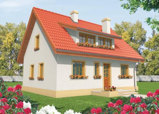 Mājas projekts - Calineczka